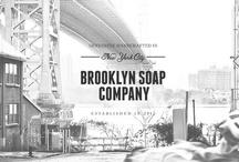 Logotypes / by The Brooklyn Soap Company