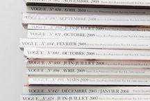 Design ღ Magazines