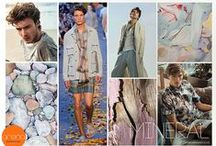 Men's trends S/S 2016 / Apparel and accessories trend forecasts, seasonal mood boards, fashion trend analysis, and color direction for the Men's Spring / Summer 2016 market.