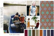 Kid's Fashion Trends / Incoming children's trend forecasts, seasonal fashion direction, trend analysis, kid's color boards, inspirational editorial and more.