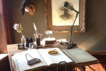 Mindful, Creative, Thinking Space / A place to renew & gather thoughts & ideas for art, writing, & projects