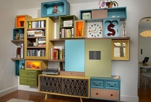 Tasteful Storage / Lots of helpful hints for storage both big and small!