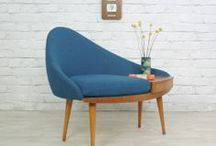 Retro/Mid-Century Love / Because I LOVE all things mid-century and retro! But, this is also for my buddy since kindergarten who avoids all things social media... here's your virtual pin-board Nikki! <3