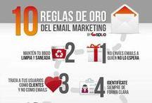 Email Marketing / Infografías y guias útiles para el email marketing. www.emailmarketing1.com.mx