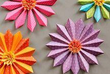 Thema: Bloemen en vlinders