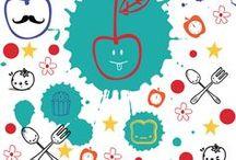 Comida creativa / La alimentación es fundamental en el sano desarrollo de los niños, aprovecha ese espacio para invitarlos a crear.
