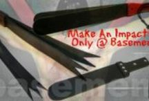 BDSM / Great BDSM products available at Basement