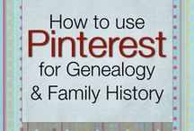 Genealogy Resources / Researching our Ancestors