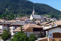 Castelfondo, Trentino, Italy / The ancestral village of the Genetti Family