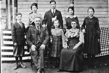 Genetti Family / Photos of the Genetti family: yesterday and today