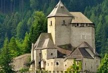 Sightseeing Trentino-Alto Adige / photos of Tyrol, places to visit