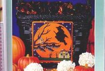 xstitch - halloween / by Leanne Quesnel