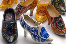 wooden shoes / Proud to be a Dutchie