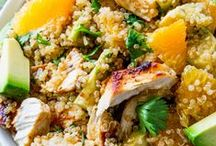 Lifestyle: Clean Eating / Sometimes you have to think about what you're putting inside your body, when plain veg is just boring check out this board of yummy healthy recipes.
