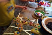Family: Kids Cooking Ideas / When it's horrible outside and you need something fun to create and bake check out this great board of all things cooking for kids.