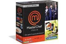Masterchef / Il canale del gioco ufficiale di Masterchef by Clementoni
