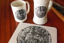 The Genetti Online Shop / products with the family crest, books, family tree prints