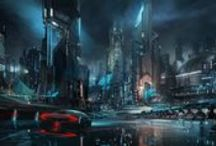 Living in the Future World / Inspirational Scifi, that blows your mind.