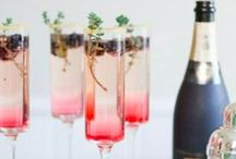 Wedding Ideas: Summertime drinkies / Bottoms Up! Some refreshing and slightly alcoholic drinkies perfect for Summer garden parties - hic!