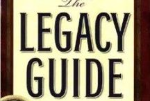 Books: Family Legacy / How to create a lasting memory for your family