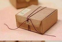 Caixas & Embalagens :: Boxes / Idéias de DIY caixas e embalagens.