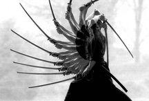 Samuraj / Česť-Chrabrosť-Odvaha
