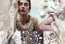 Women's trends S/S 2017 / Apparel and accessories fashion forecasts, seasonal mood boards & trends analysis, color direction and more for the Women's Spring / Summer 2017 market.