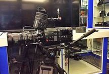 Varicam / Varicam rappresenta la nuova linea di prodotti con cui Panasonic, commercializza una serie di telecamere di ultima generazione orientate alla cinematografia digitale.  www.varicam.it