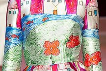 Digital Printed Fabric / The best and trendiest digitally printed fabric designs (patterns)