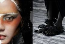 Women's Trends F/W 2017-18 / Apparel and accessories trend forecasts, seasonal mood boards, fashion trend analysis, and color direction for the Fall /Winter 2017 - 2018 market. FW 17/18, A/W 17-18