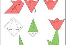 Origami, z papieru DIY / Zapraszam na moje kursy krok po kroku - rękodzieło, DIY, tutorials, pattern, szydełko, szycie, papier, kursy techniczne, kursy plastyczne, quilling, decoupade, haft. http://kursykrokpokroku.blogspot.com/