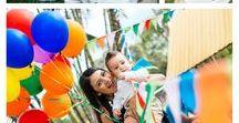Cumpleaños / Fotografías de fiestas de cumpleaños en Medellín, otras ciudades de Colombia y del mundo