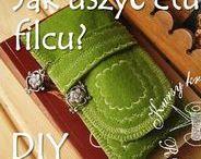 Felt, filc DIY / Zapraszam na moje kursy krok po kroku - rękodzieło, DIY, tutorials, pattern, szydełko, szycie, papier, kursy techniczne, kursy plastyczne, quilling, decoupade, haft. http://kursykrokpokroku.blogspot.com/
