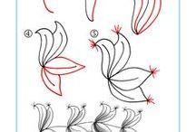 Rysowanie, malowanie DIY / Zapraszam na moje kursy krok po kroku - rękodzieło, DIY, tutorials, pattern, samouczek, zrobisz sam, szydełko, szycie, papier, kursy techniczne, kursy plastyczne, quilling, decoupade, haft. http://kursykrokpokroku.blogspot.com/