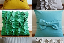 Pillows / by diyblue