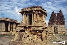 Kerala e Karnataka, India / Immagini dagli stati indiani del Kerala e Karnataka, dove la natura tropicale si unisce all'incredibile bellezza architettonica.