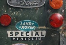 Jeeps rovers and trucks / Cool toys / by Clint Carlton
