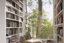 Home inspiration: library