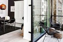 Home inspiration: balcon/jardin