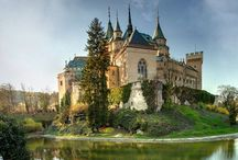 Castles and palace / by Carmen Aguirre