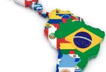 Latin America  / by Carmen Aguirre
