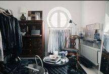 closet / dressing room / by Kim Johnson