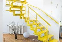 stairs / by Kim Johnson