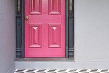 front door / by Kim Johnson
