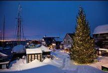 Holidays on Bowen's Wharf