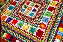 VIRKKAUS/crochet / Handmade and using yarn in many ways.