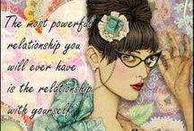 Relationships / www.facebook.com/SilverLiningOfYourCloud AND www.silverliningofyourcloud.wordpress.com
