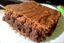 Homemade by Paola Serrata / Brownies caseros!