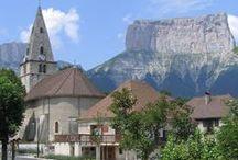 Mont-Aiguille // Communes