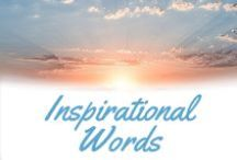 RMG | Inspirational Words / Motivational quotes and books to inspire your journey and to help you through the challenges getting there.